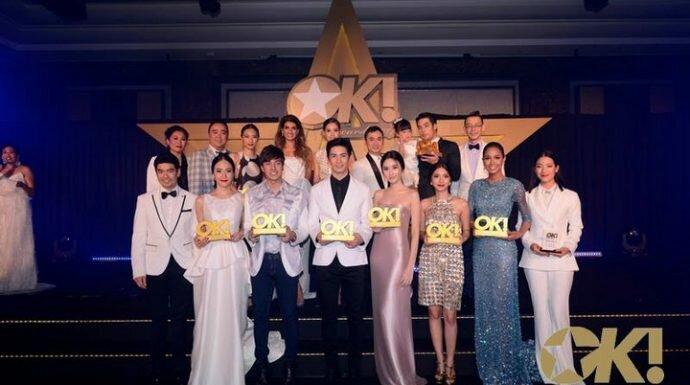 OK! Award 2014