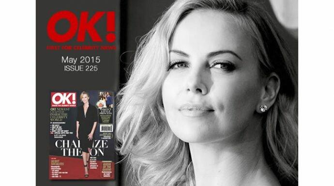 นิตยสาร OK! ฉบับ 250 22 พฤษภาคม 2558
