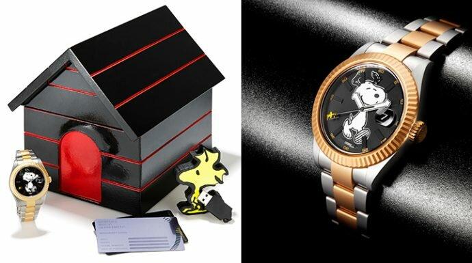 "Bamford Watch Department  เผยเจนเนอเรชั่นที่ 2  ของ นาฬิกา ""Snoopy"" โดย The Rodnik Band"