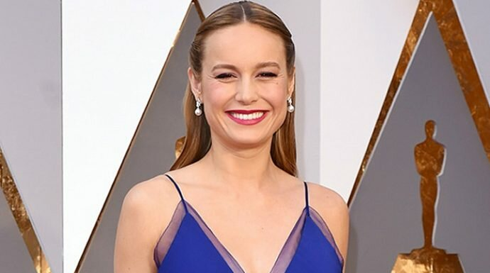 Brie Larson's Red Carpet Look