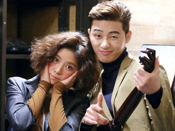 ฮวังจองอึมและปาร์คซอจุนในซีรีส์เรื่อง She Was Pretty