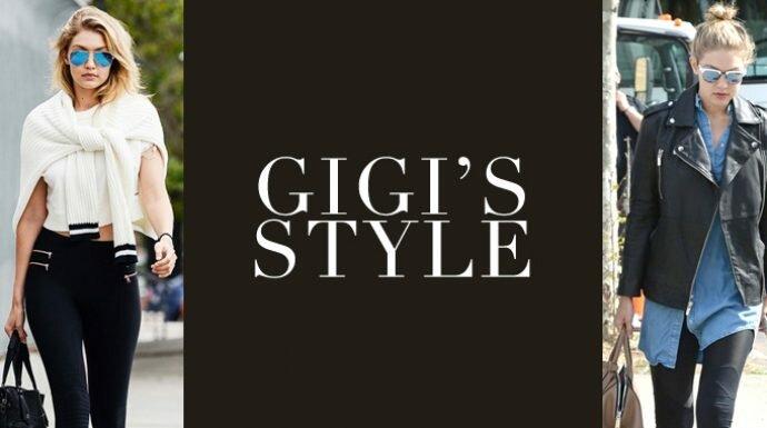 GIGI'S STYLE: สวยลั่นปังเวอร์แบบ จีจี้ ฮาดิด ด้วยงบ 3,000 บาท!!!