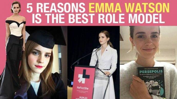 5 เหตุผลที่เอ็มม่า วัตสัน คือคนดังที่สาวทั่วโลกควรยึดเป็นต้นแบบ