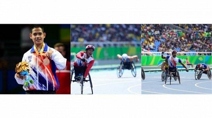 ทัพนักกีฬาพาราลิมปิกไทย คว้าเหรียญมาอวดคนไทยอีกแล้ว