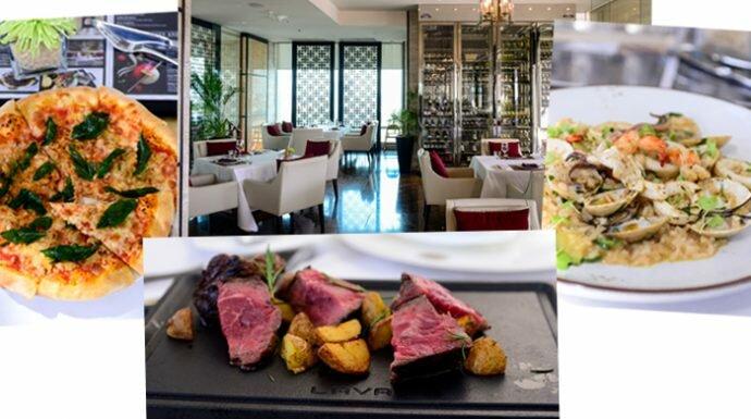 OK! ชวนชิมห้องอาหาร 'LUCE' อาหารอิตาเลียนก็กินเพื่อสุขภาพได้นะ!