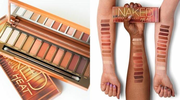 กรีดร้อง!! ส่องกันชัดๆ 'Naked Heat Palette' อายแชโดว์พาเล็ตต์ 12 เฉดสีใหม่จาก Urban Decay