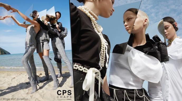 """คุมโทนขาวดำเก๋ๆ ภายใต้คอนเซปต์ """"Your Everyday Runway"""" ในคอลเลคชั่นล่าสุด! จาก CPS CHAPS"""