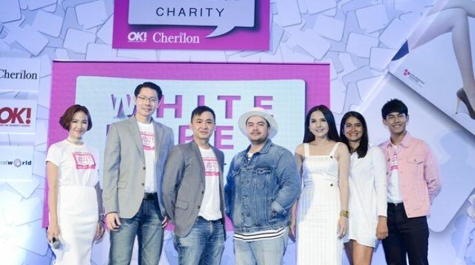 รวมภาพบรรยากาศสุดประทับใจจากงาน White Paper Charity