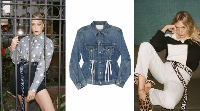 """Proenza Schouler เปิดตัวเสื้อผ้าไลน์ใหม่กับคอลเล็กชั่น """"PSWL"""""""