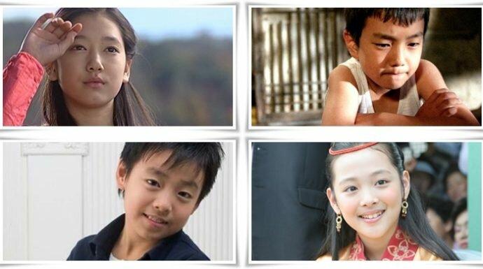 4 คนดังเกาหลีจาก ดาราเด็ก สู่ สตาร์สุดฮอต