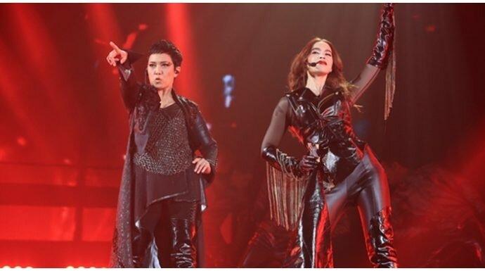 สมศักดิ์ศรีแม่ ! แอม ช่า กอดคอ ร้อง เต้น สุดประทับใจแฟนเพลง ใน Amp Sha Concert