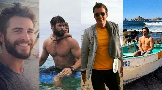 ฮอตริมทะเล! 4 หนุ่มคนดังฮอลลีวูดกับไลฟ์สไตล์ริมชายหาดสุดเลิฟ