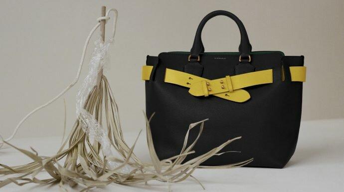 The Belt Bag : It Bag ใบล่าสุดจากเบอร์เบอรี่