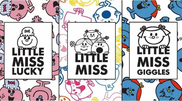 Keds Little Miss รองเท้าคอลเลคชั่นลายการ์ตูนสุดน่ารัก