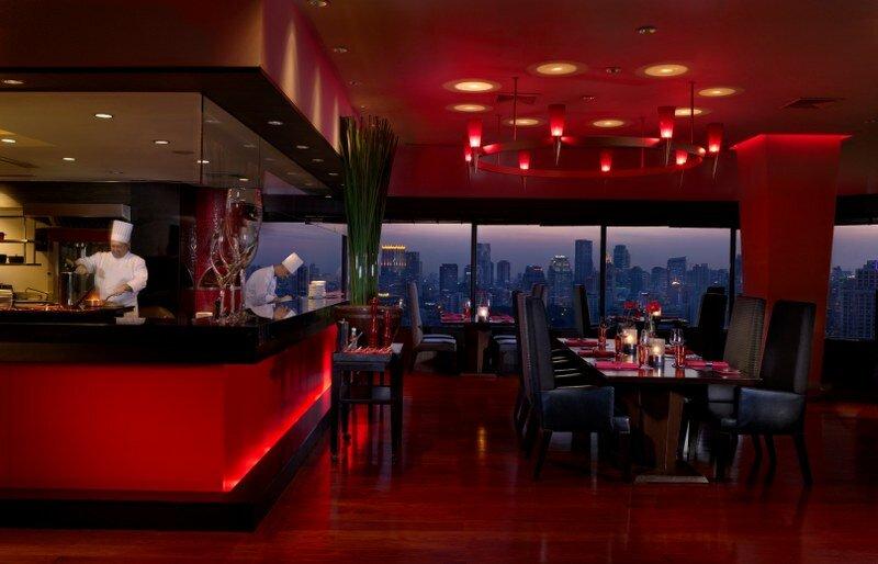 ภายใน Rib Room and Bar Steakhouse