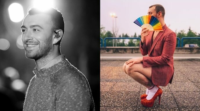 8 เรื่องคอนเฟิร์ม แซม สมิธ ป๊อปสตาร์เสียงบาดลึก สนับสนุนชุมชนชาว LGBT
