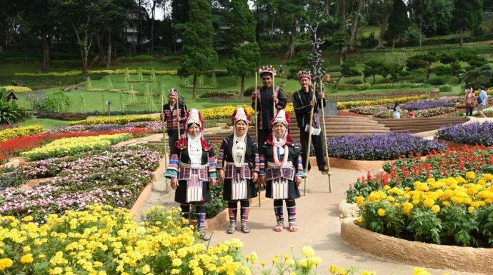 สัมผัสวัฒนธรรมชนเผ่า ท้าทายความหนาวที่งาน สีสันแห่งดอยตุง ครั้งที่ 5