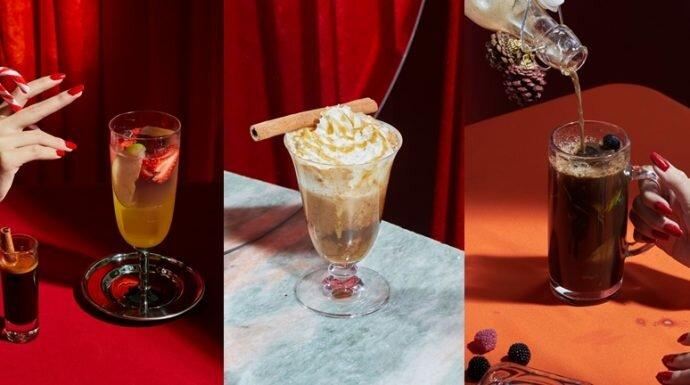 """3 เมนูกาแฟฉลองปีใหม่แบบ """"ไทย-แท้-เท่"""" Doi Chaang Coffee x Greyhound"""