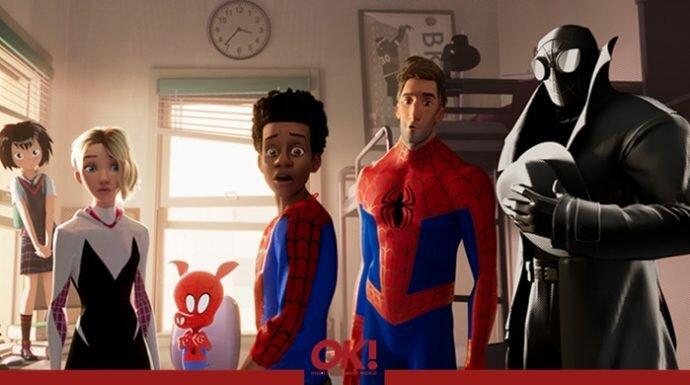 ผงาดสู่จักรวาลไอ้แมงมุมที่ไม่เหมือนใครใน Spider-Man: Into the Spider-Verse