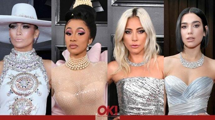 ส่องลุคเมกอัพ เหล่านักร้องสาว ในงาน Grammy Awards 2019