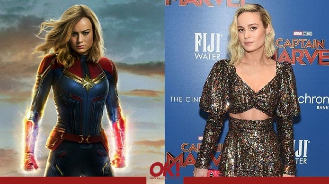 บรี ลาร์สัน จากนักแสดงสายอินดี้สู่ฮีโร่หญิงสุดสตรองในหนัง Captain Marvel