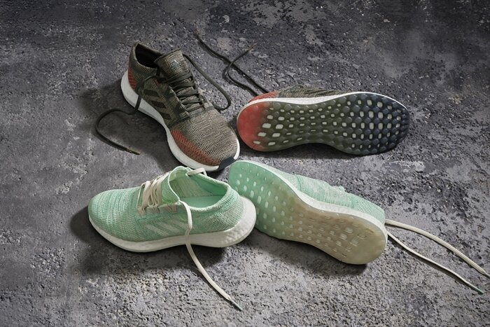 ??????! Adidas Running ?????? Pureboost GO ??????????????