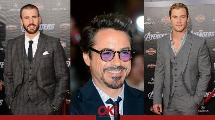 ย้อนวันวานพรมแดงแรกของนักแสดงในหนังซูเปอร์ฮีโร่ฟอร์มยักษ์ The Avengers