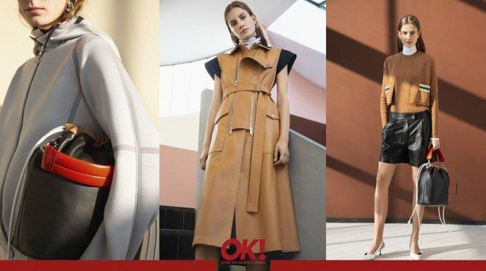 L'Esprit Nouveau สปอร์ตแม็กซ์ คอลเล็กชันก่อนฤดูใบไม้ร่วง 2019