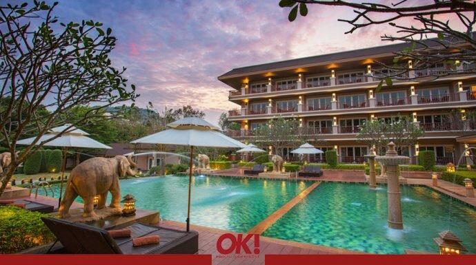 หลีกลี้ความวุ่นวายไปพักผ่อนใจกายท่ามกลางธรรมชาติและขุนเขา @Romantic Resort & Spa Khaoyai