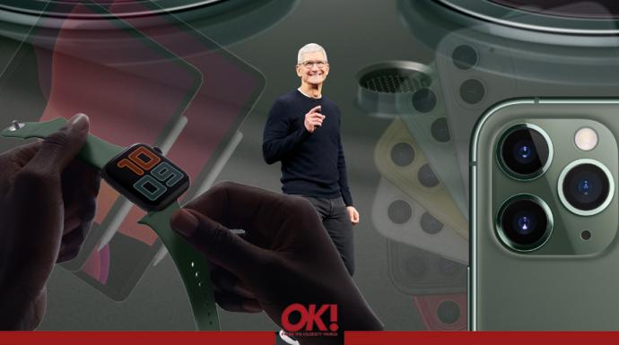 สรุปจุดเด่น Apple ชุดใหม่ iPhone 11, iPad Gen 7 และ Apple Watch Series 5 ราคาถูกลง บนสเป็กจัดเต็ม!!