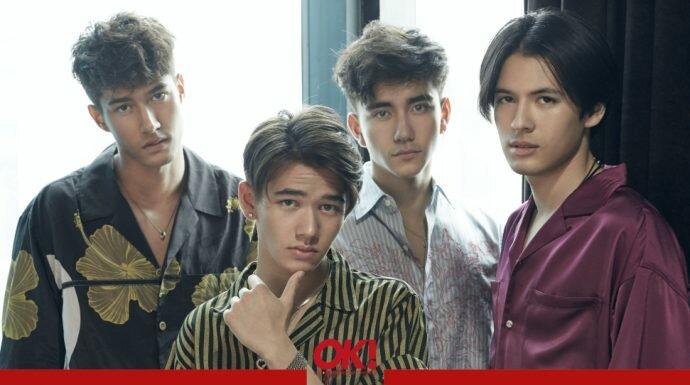 เปิดมิติใหม่ของบอยแบนด์กับ 4 หนุ่มลูกครึ่งญี่ปุ่นวง INTERSECTION