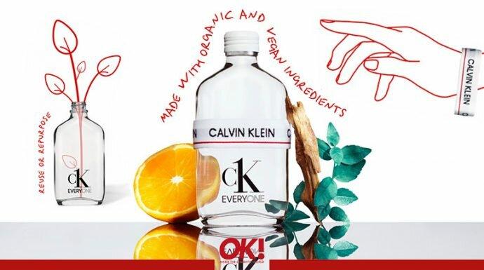 "Calvin Klein ""CK EVERYONE"" น้ำหอมรักษ์โลกกลิ่นใหม่สำหรับทุกเจเนอเรชั่น"