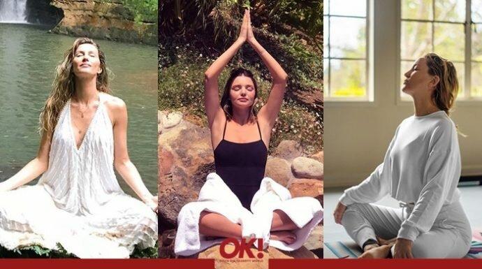 ลองดูสักตั้ง! 5 สาวคนดังสายนั่งสมาธิ ช่วยให้จิตใจสงบ คลายความวิตกกังวล