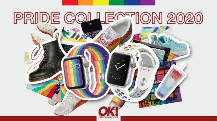 ส่องความสดใส! 10 คอลเล็กชันสีรุ้งจากเหล่าแบรนด์ดัง ต้อนรับ Pride Month 2020