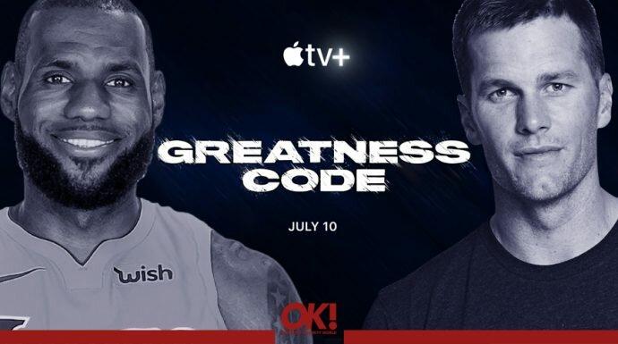 Apple เปิดตัว 'Greatness Code' ซีรีส์สั้นเกี่ยวกับกีฬา นำทัพโดยนักกีฬาดัง LeBron James และ Tom Brady