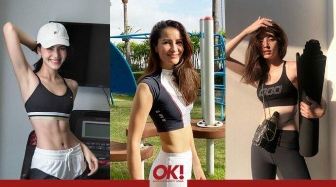 ใส่ชุดออกกำลังกายอย่างไรให้ดูแพง! ส่องไอเทมชิ้นเด็ดสไตล์ น้อยแต่มาก เรียบแต่โก้ ของนางเอกสายสุขภาพ